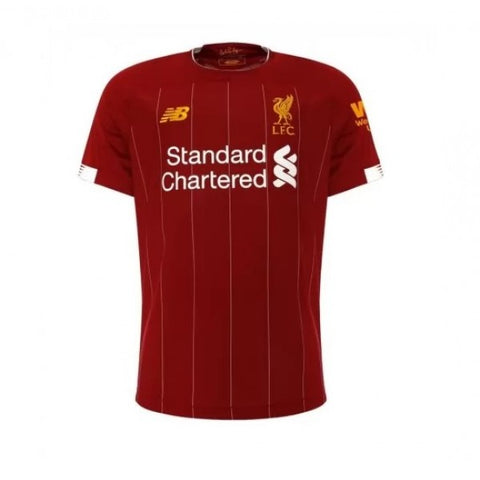 Liverpool Home 19/20 Jersey - Custom Any Name or Number