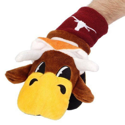 Texas Longhorns Insulated Children's Mascot Mittens