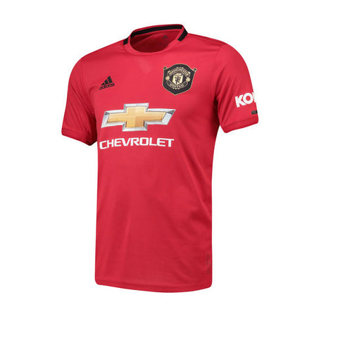 Manchester United Home 19/20 Jersey - Custom Any Name or Number