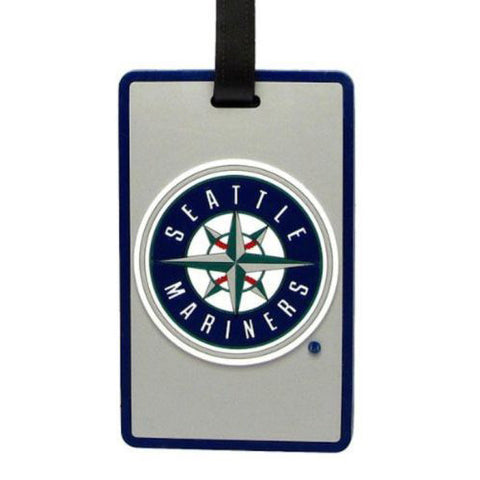 Seattle Mariners Luggage Tag