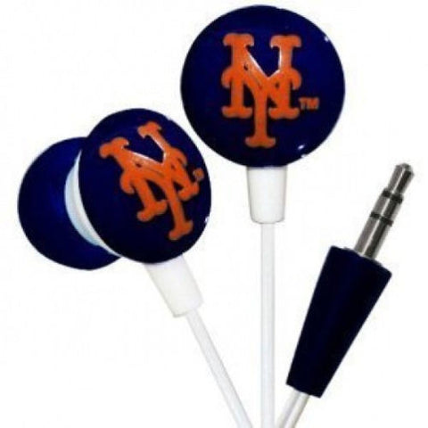 New York Mets iHip Ear Buds