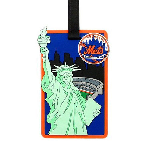New York Mets Luggage Tag