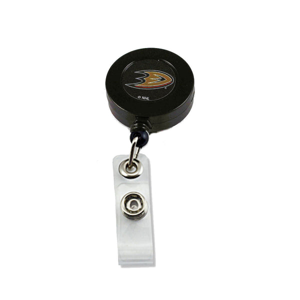Anaheim Ducks Badge Reel Retractable
