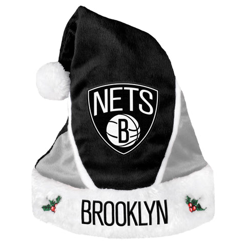 Brooklyn Nets Santa Hat