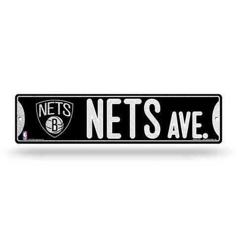 Brooklyn Nets Sign - Bling Street Sign