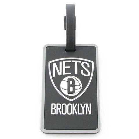 Brooklyn Nets Luggage Tag