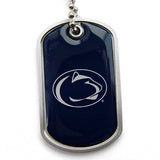 Penn State Nittany Lions Dog Tag Necklace