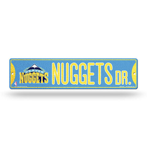 Denver Nuggets Sign - Bling Street Sign