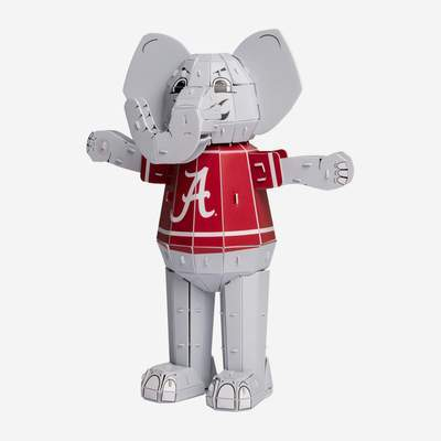 Alabama Crimson Tide Figurine - Big Al PZLZ Mascot