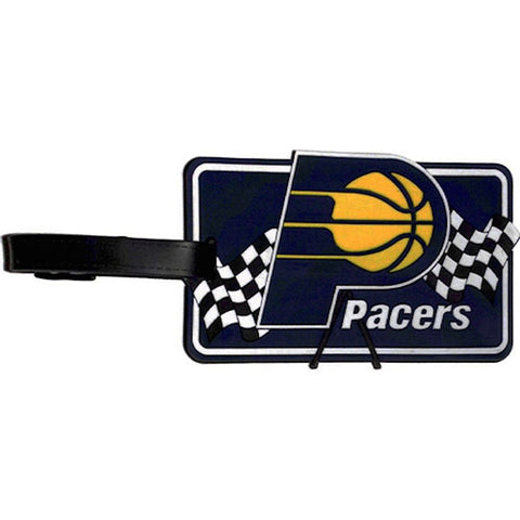 Indiana Pacers Luggage Tag