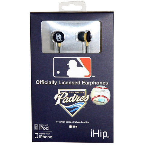 San Diego Padres iHip Ear Buds