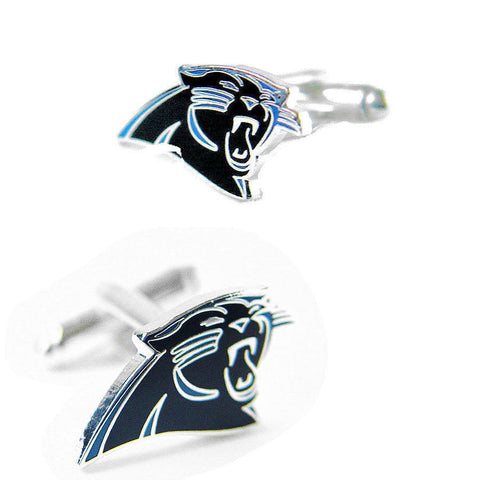 Carolina Panthers Cuff Links - Logo