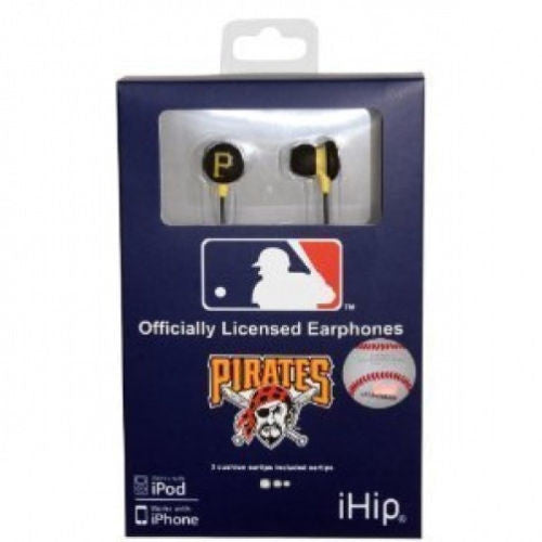 Pittsburgh Pirates iHip Ear Buds