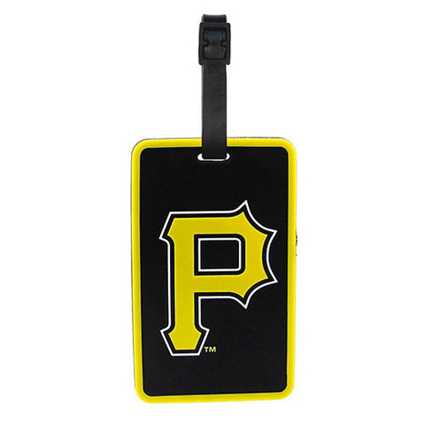 Pittsburgh Pirates Luggage Tag