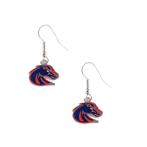 Boise State Broncos Earrings - Dangle Earrings