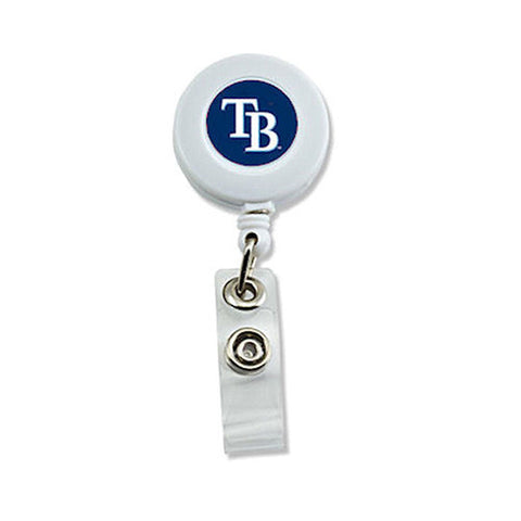 Tampa Bay Rays Retractable Badge Reel