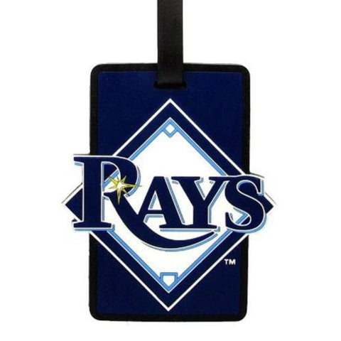 Tampa Bay Rays Luggage Tag