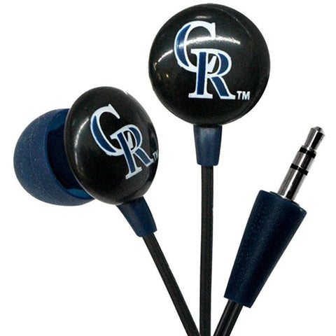 Colorado Rockies iHip Ear Buds