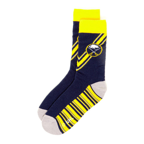 Buffalo Sabres Socks - NHL Stylish Socks (1 Pair) (M-L)