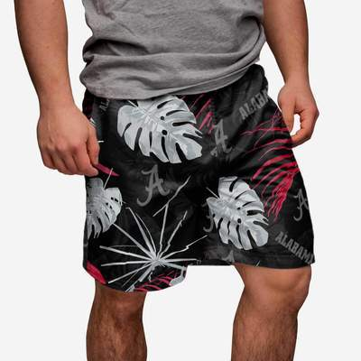 Alabama Crimson Tide Shorts - Neon Palm Shorts