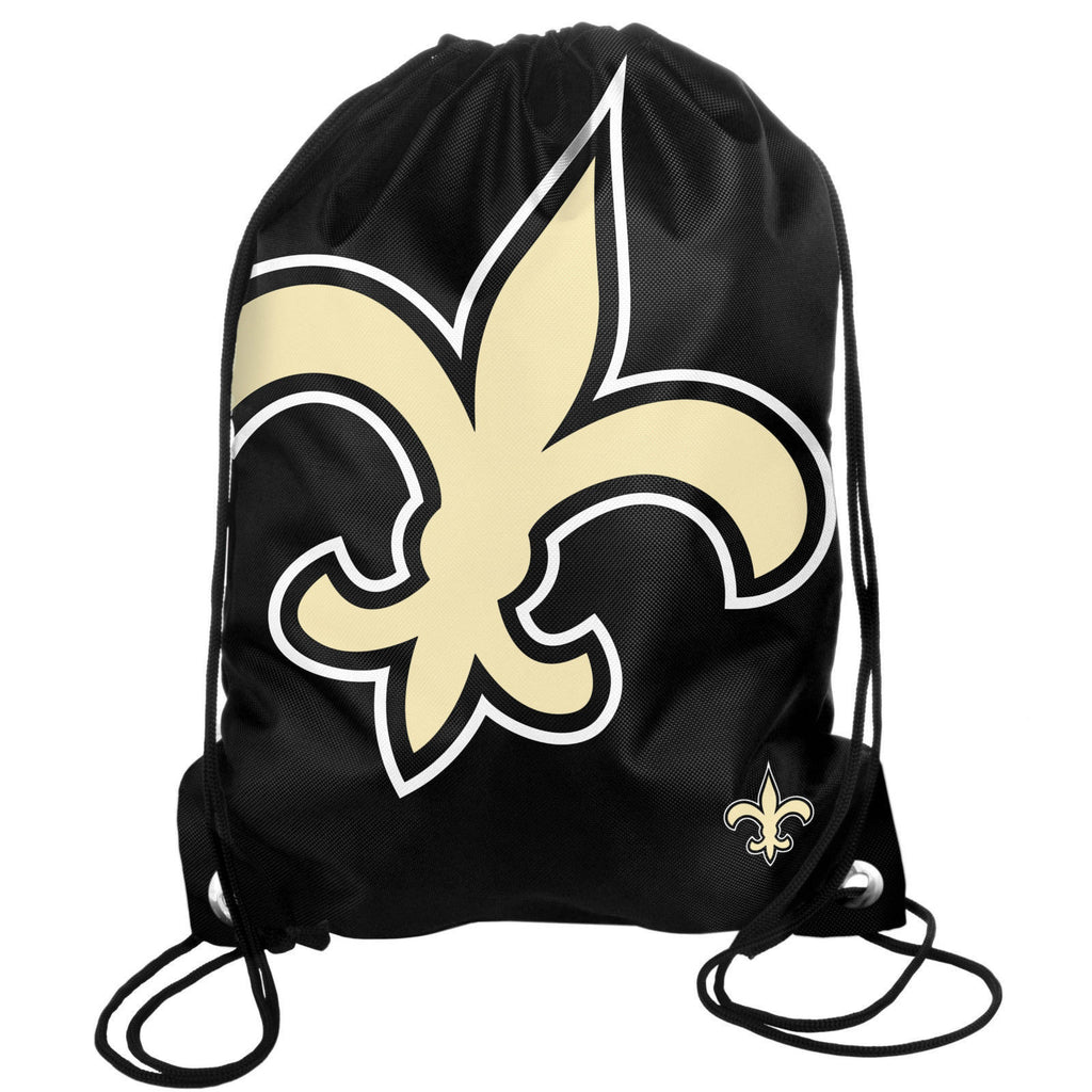 7a3c6031c31 New Orleans Saints Drawstring Backpack – SportsFanStudio