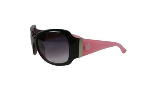 Clemson Tigers Sunglasses - Ladies Pink Sunglasses.