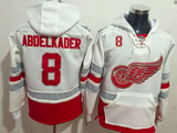 Detroit Red Wings Lacer - White 2017 Winter Classic- Several Players