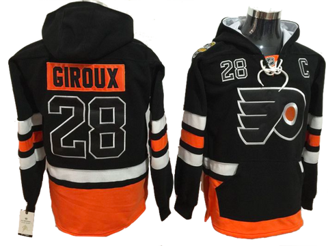 Philadelphia Flyers Lacer -#28 Claude Giroux - Black