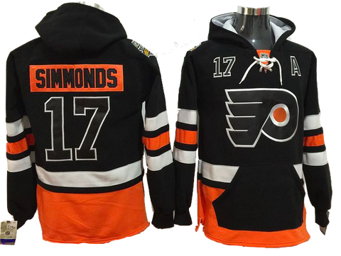 Philadelphia Flyers Lacer -#17 Wayne Simmonds - Black