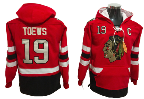 Chicago Blackhawks Lacer - Jonathan Toews