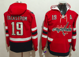 Washington Capitals Lacer - Nicklas Backstrom