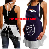 Los Angeles Chargers Apron - Hostess