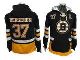 Boston Bruins Lacer - 2017 Black - Several Players