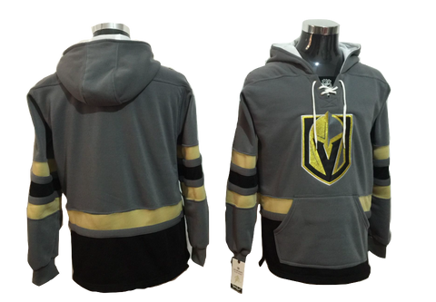 Vegas Golden Knights Lacer - Blank Gray