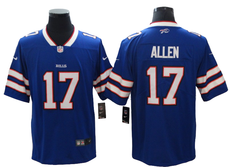 on sale b9d82 65da6 Buffalo Bills Jersey - Josh Allen Vapor Untouchable Jersey