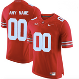 Ohio State Buckeyes Jersey - Custom Scarlet Jersey - Any Name and Number