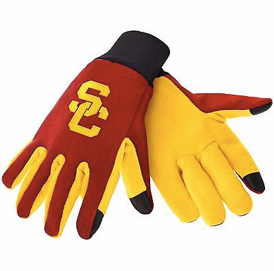 USC Trojans Gloves - Technology Texting Gloves