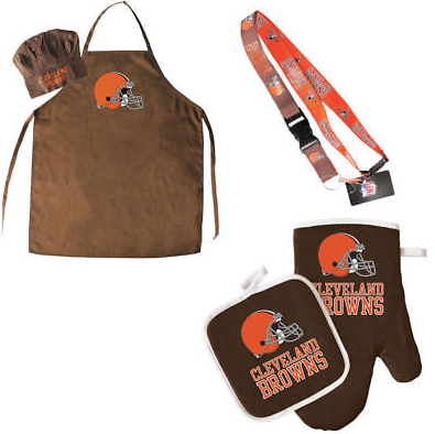 Cleveland Browns Combo Set - BBQ Combo Set
