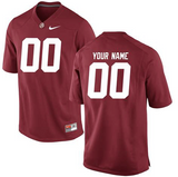 Alabama Crimson Tide Jersey - Custom Red Jersey - Any Name and Number