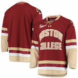 Boston College Eagles Jersey - Custom Hockey Jersey - Any Name and Number