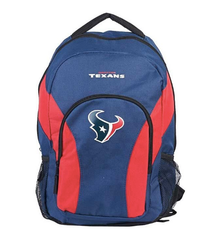 Houston Texans Backpack - Draft Day Backpack