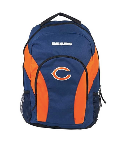 Chicago Bears Backpack - Draft Day Backpack