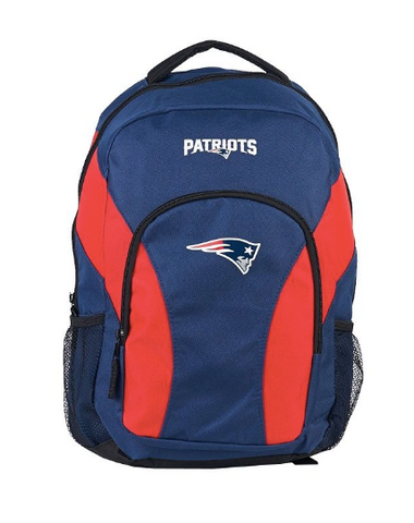 New England Patriots Backpack - Draft Day Backpack