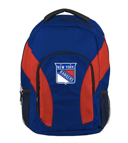 New York Rangers Backpack - Draft Day Backpack