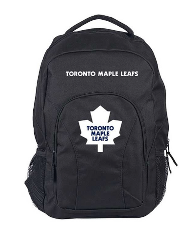 Toronto Maple Leafs Backpack - Draft Day Backpack