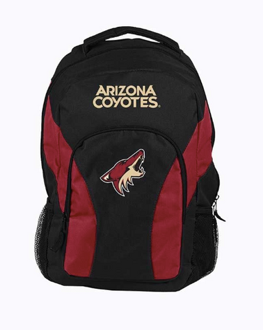 Arizona Coyotes Backpack - Draft Day Backpack