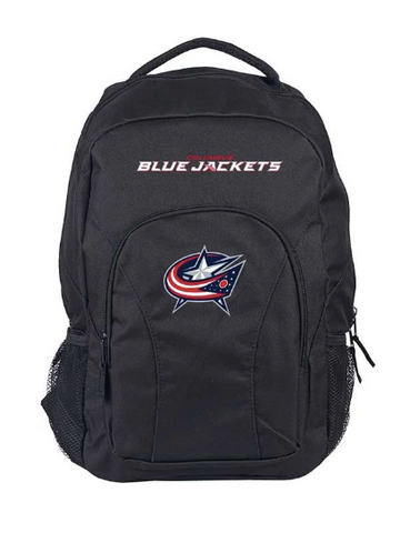 Columbus Blue Jackets Backpack - Draft Day Backpack