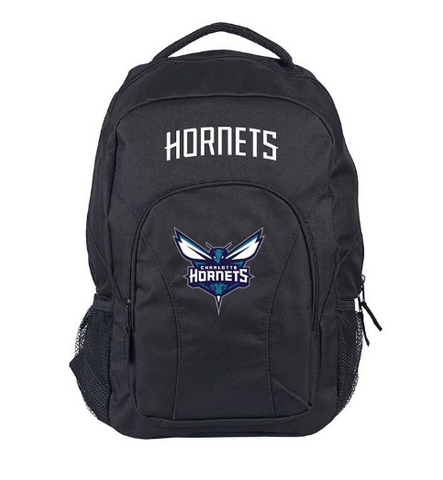 Charlotte Hornets Backpack - Draft Day Backpack