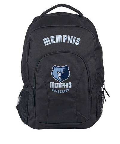 Memphis Grizzlies Backpack - Draft Day Backpack