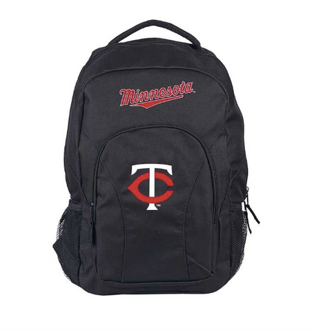 Minnesota Twins Backpack - Draft Day Backpack